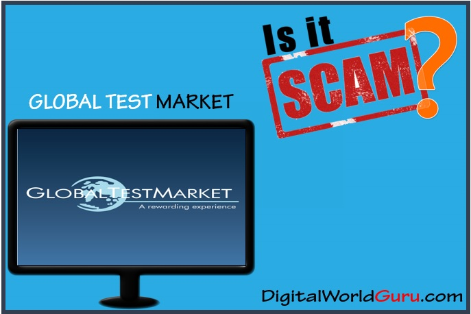 is the global test market scam