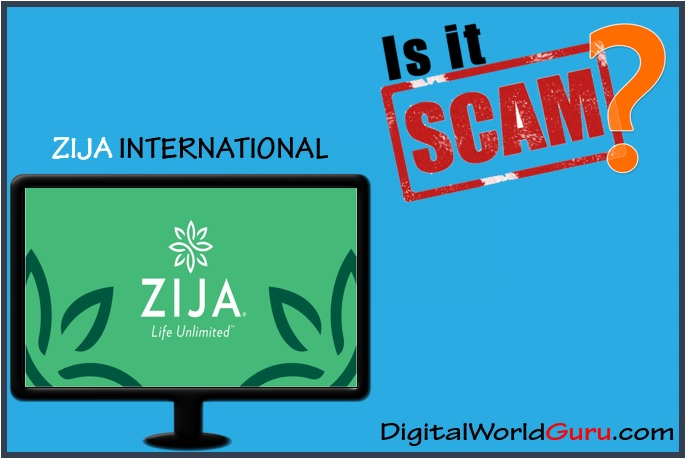 is zija international a scam