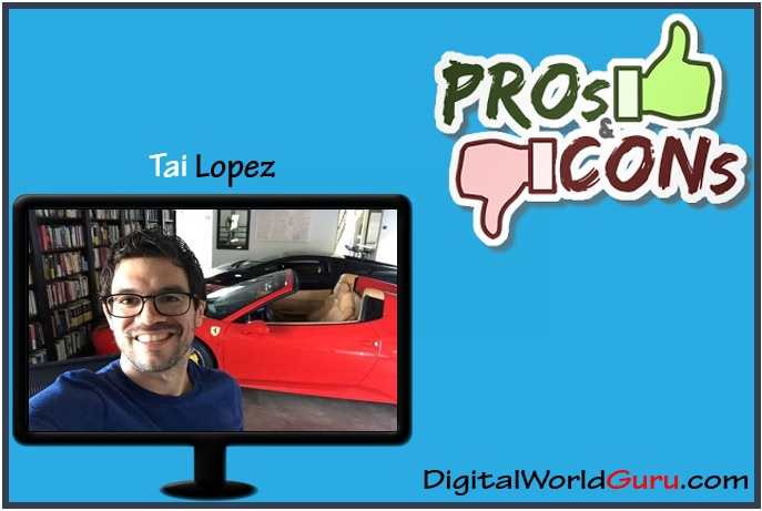 tai lopez pros and cons
