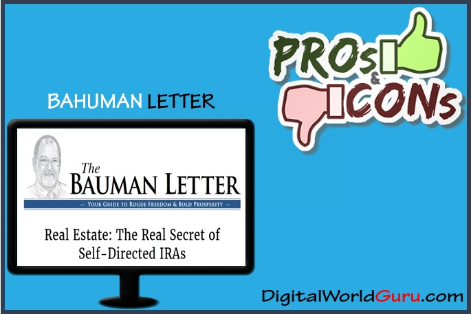 the bauman letter pros and cons