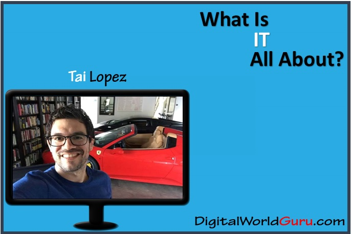 what is Tai Lopez