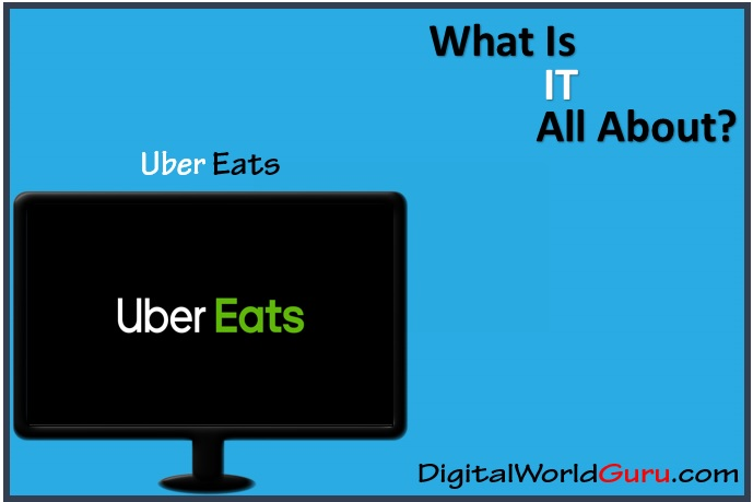 what is uber eats