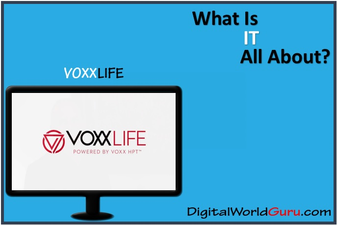 what is voxxlife