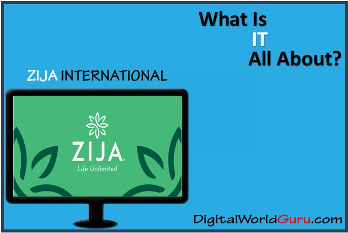 what is zija international
