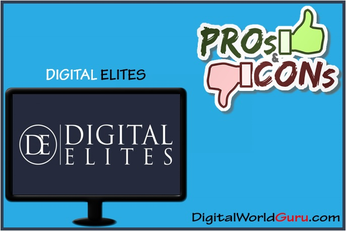 digital elites pros and cons
