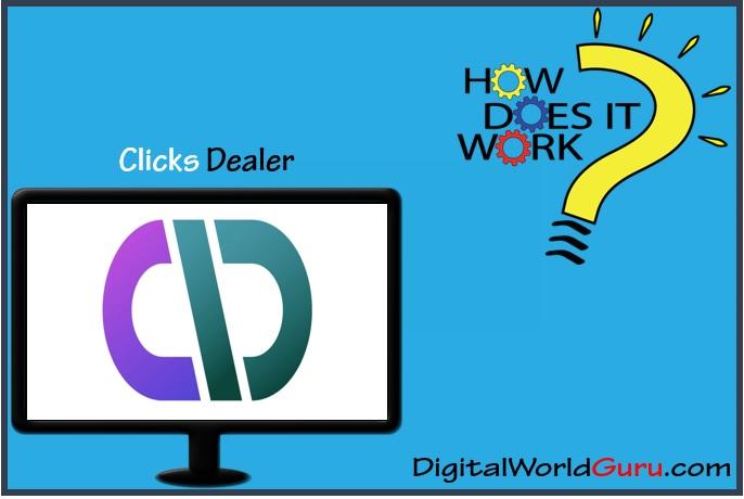 how clicks dealer works