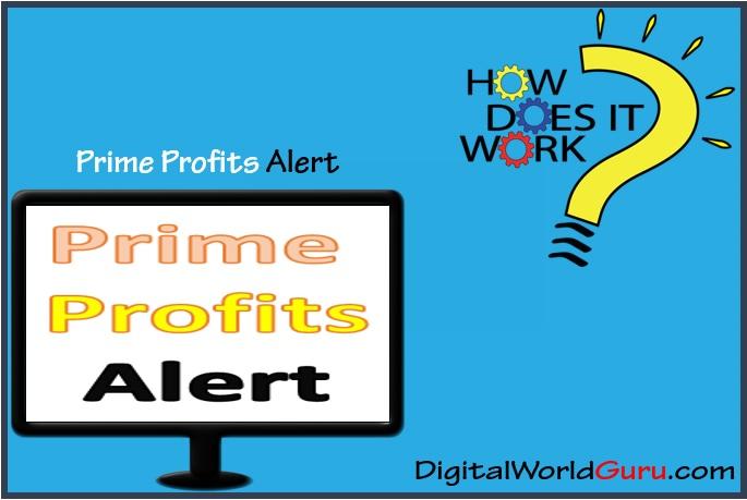 how prime profits alert works