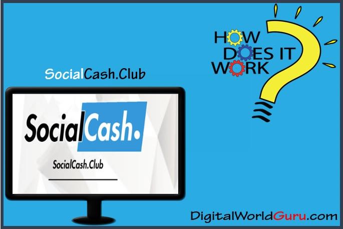 how social cash club works