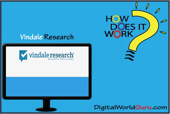 how vindale research works