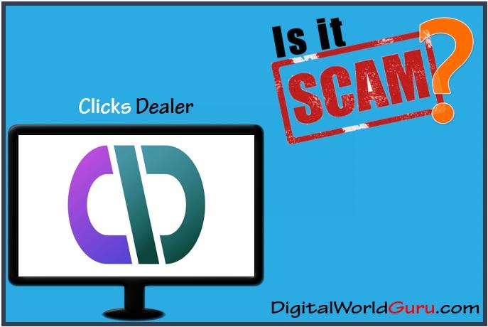 is clicks dealer scam