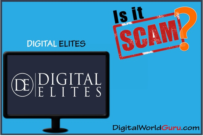 is digital elites scam