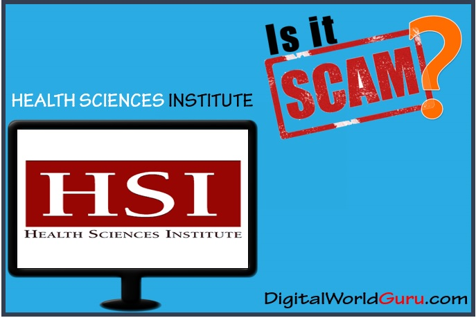 is health science institute a scam