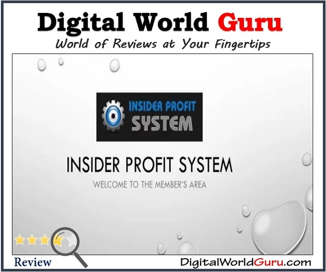 is insider profit system scam