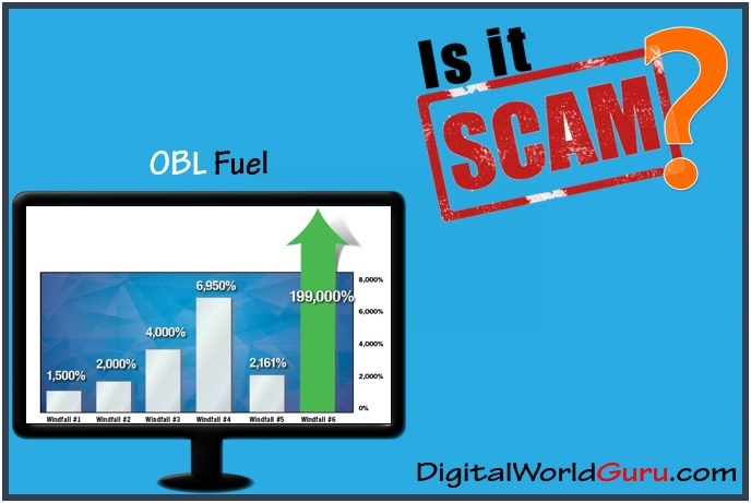 is obl fuel a scam