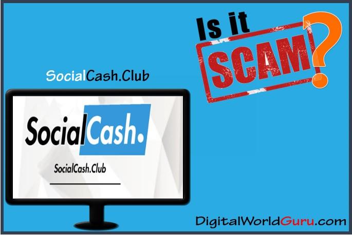 is social cash club scam