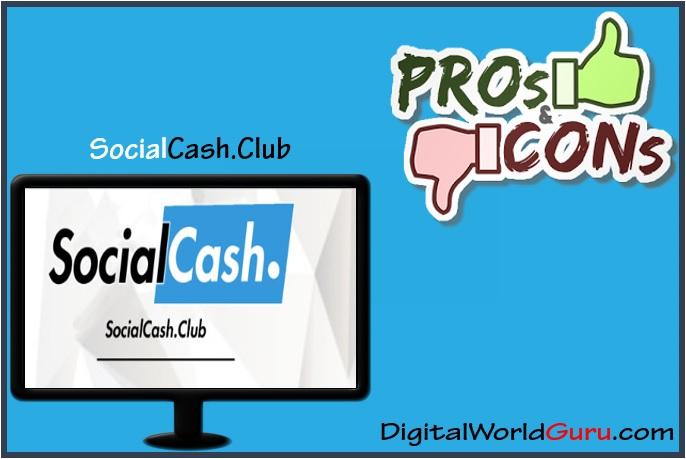 social cash club pros and cons