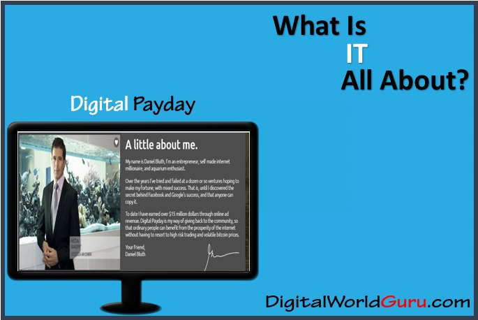 what is digital payday