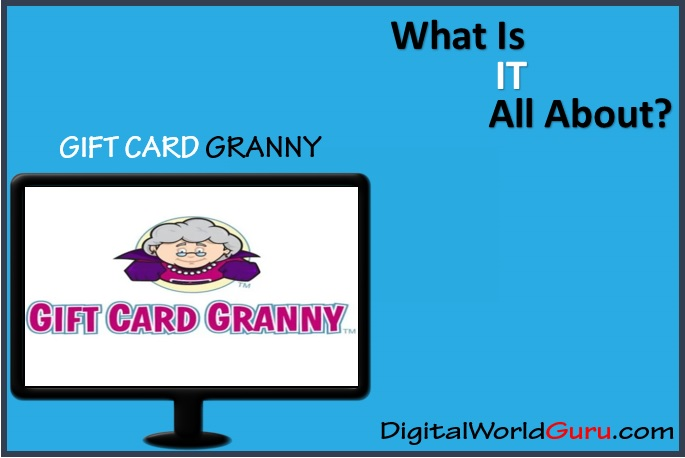 what is gift card granny