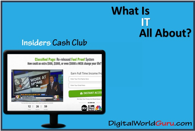 what is insiders cash club