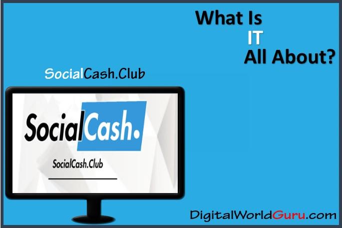 what is social cash club