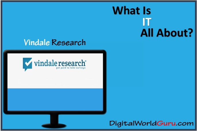 what is vindale research