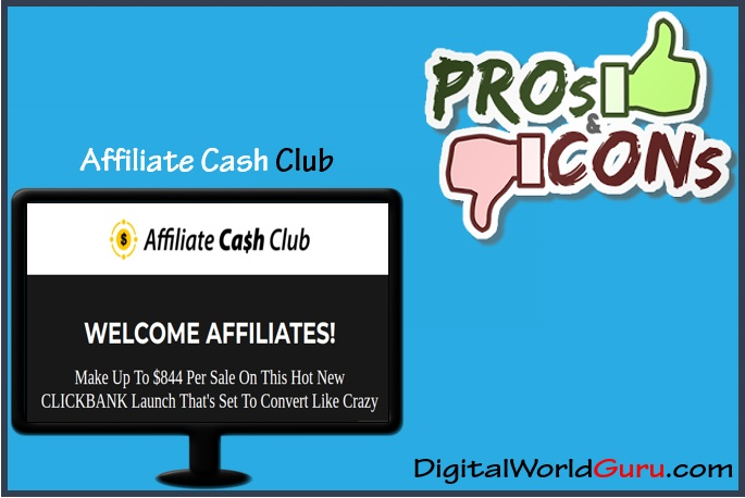 how affiliate cash club works