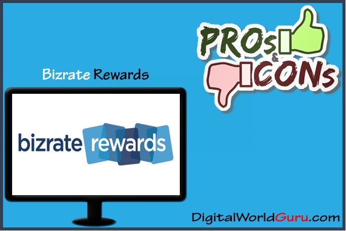 bizrate rewards pros and cons