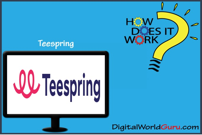how teespring works