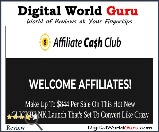 is affiliate cash club a scam