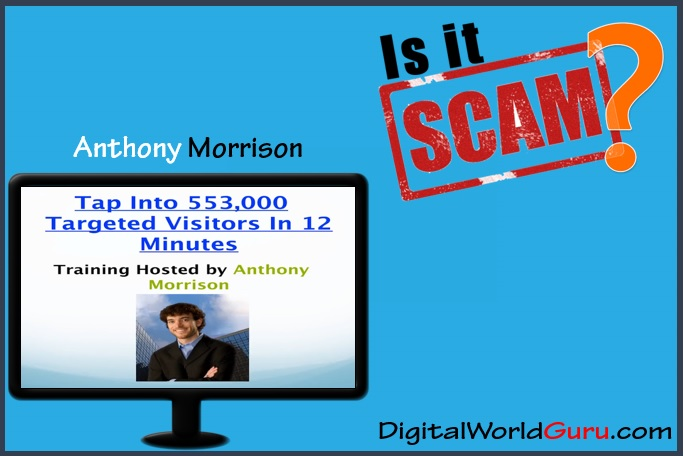 is anthony morrison scam artist