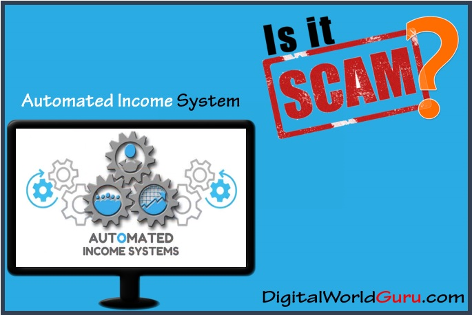 is automated income system scam