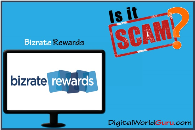 is bizrate rewards scam