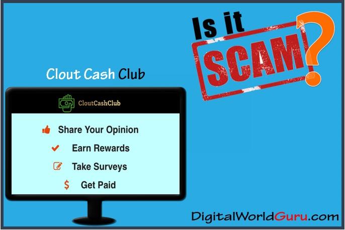 is clout cash club scam