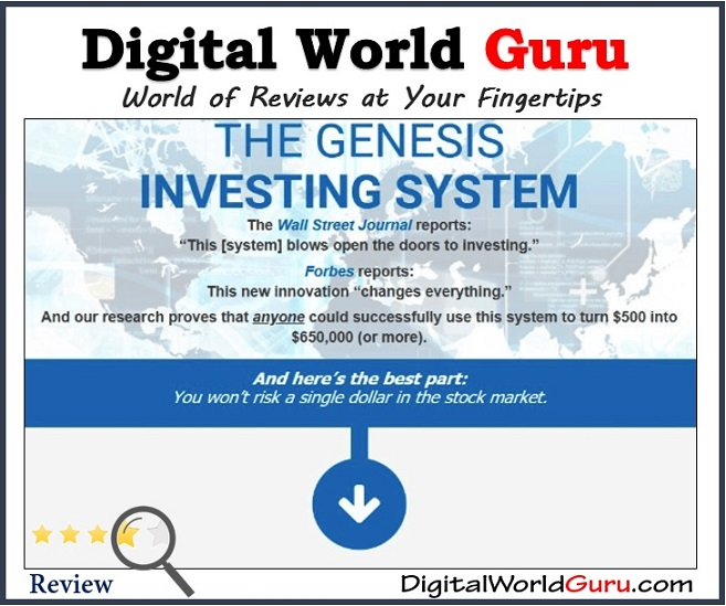 is genesis investing system a scam