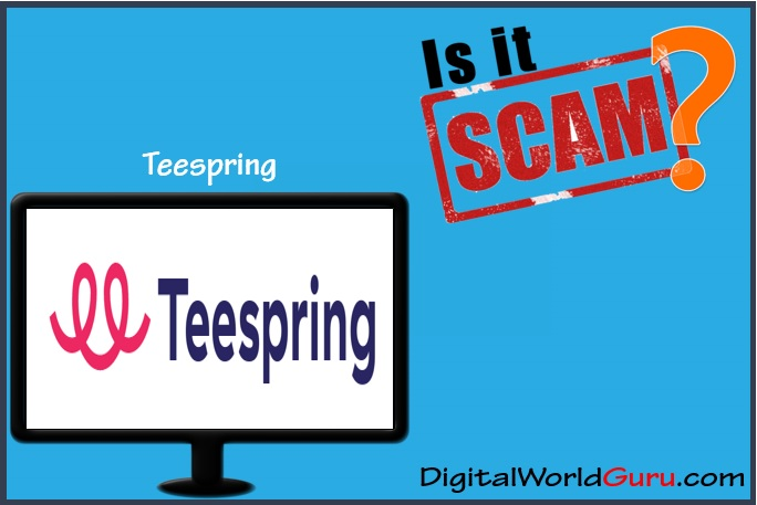 is teespring scam