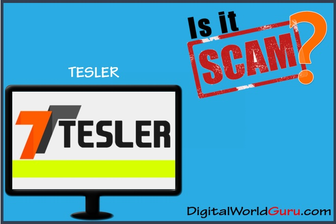 is tesler app scam