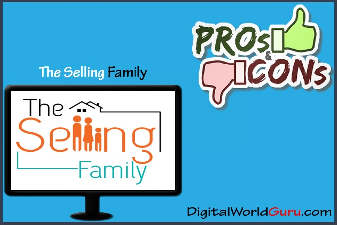 selling family pros and cons
