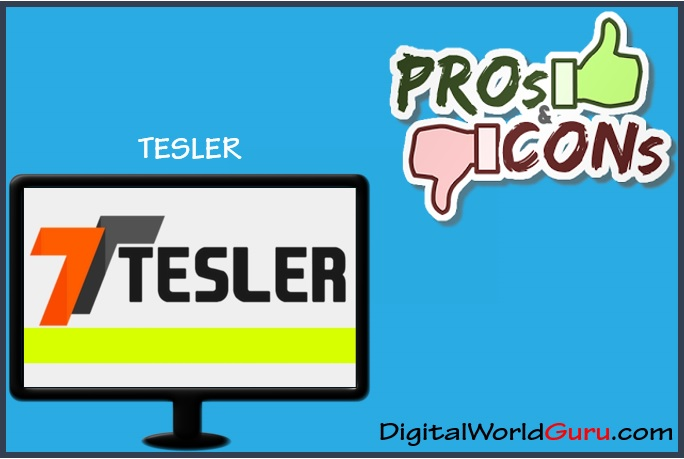 tesler app pros and cons