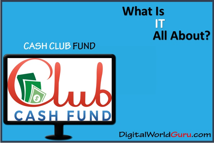 what is cash club fund