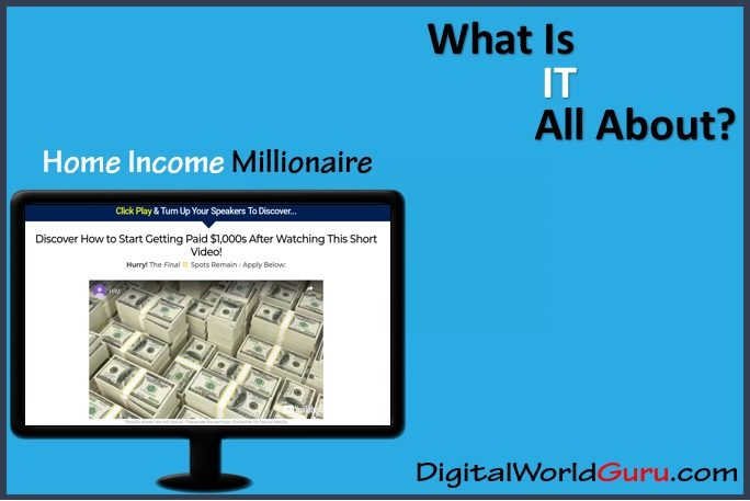 what is home income millionaire