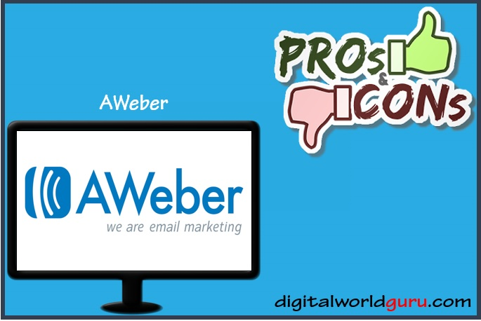 aweber pros and cons