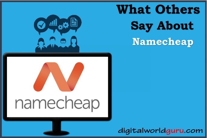 namecheap user experience