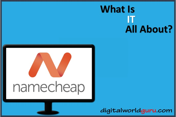 what is namecheap