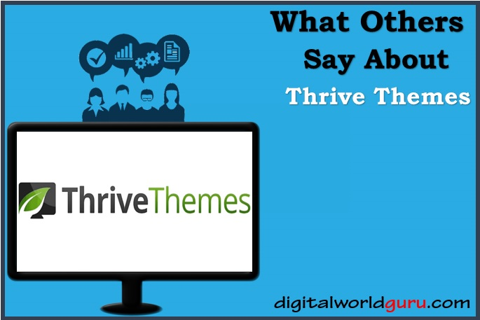 what others say about thrive theme